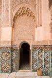 αρχιτεκτονική Μαροκινός Στοκ εικόνες με δικαίωμα ελεύθερης χρήσης