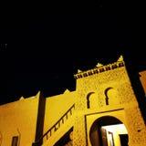 Αρχιτεκτονική Μαρόκο μουσουλμανικών τεμενών στοκ φωτογραφίες