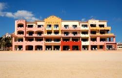 αρχιτεκτονική μεξικανός Στοκ Εικόνα