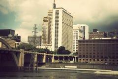 αρχιτεκτονική Μινεσότα Paul ST Στοκ φωτογραφία με δικαίωμα ελεύθερης χρήσης