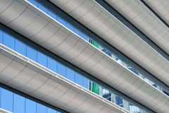 αρχιτεκτονική μοναδική Στοκ εικόνα με δικαίωμα ελεύθερης χρήσης