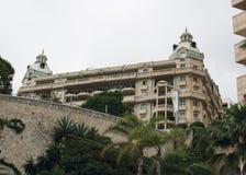 Αρχιτεκτονική οικοδόμηση του Μονακό στοκ φωτογραφία με δικαίωμα ελεύθερης χρήσης