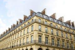 αρχιτεκτονική Παρίσι Στοκ Εικόνα