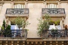 αρχιτεκτονική Παρίσι Στοκ εικόνες με δικαίωμα ελεύθερης χρήσης