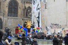 αρχιτεκτονική Παρίσι Στοκ φωτογραφία με δικαίωμα ελεύθερης χρήσης