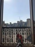 αρχιτεκτονική Παρίσι Στοκ Φωτογραφίες