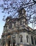 αρχιτεκτονική Παρίσι Στοκ εικόνα με δικαίωμα ελεύθερης χρήσης