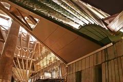 αρχιτεκτονική που χτίζε&iot Στοκ φωτογραφίες με δικαίωμα ελεύθερης χρήσης