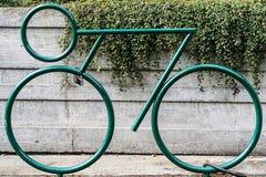 Ποδήλατο για το χώρο στάθμευσης Στοκ φωτογραφίες με δικαίωμα ελεύθερης χρήσης