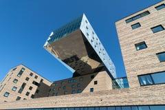 Αρχιτεκτονική προεξοχών Στοκ φωτογραφία με δικαίωμα ελεύθερης χρήσης