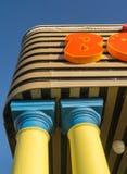 Αρχιτεκτονική προκυμαιών Στοκ Εικόνα