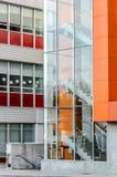 Αρχιτεκτονική πόλεων του Κάνσας Στοκ εικόνα με δικαίωμα ελεύθερης χρήσης