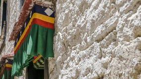 Αρχιτεκτονική σε Lhasa Στοκ φωτογραφία με δικαίωμα ελεύθερης χρήσης
