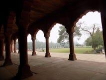Αρχιτεκτονική σε Taj MAhal Στοκ Εικόνες