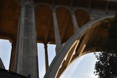 αρχιτεκτονική στέγη λεπτομέρειας οικοδόμησης Στοκ Φωτογραφίες