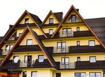 αρχιτεκτονική στην Ευρώπη Στοκ φωτογραφία με δικαίωμα ελεύθερης χρήσης