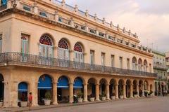 Αρχιτεκτονική στην παλαιά Αβάνα, Κούβα Στοκ Φωτογραφίες