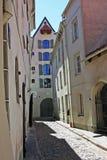 Αρχιτεκτονική στην παλαιά Ρήγα, Λετονία Στοκ Φωτογραφίες