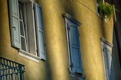 Αρχιτεκτονική στην πόλη της Βερόνα, Ιταλία Στοκ εικόνα με δικαίωμα ελεύθερης χρήσης