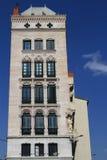 Αρχιτεκτονική στη Λυών Στοκ φωτογραφία με δικαίωμα ελεύθερης χρήσης