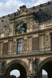 Αρχιτεκτονική στο Παρίσι Στοκ Εικόνες