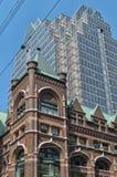 Αρχιτεκτονική στο Τορόντο Στοκ Εικόνα
