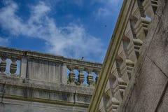 Αρχιτεκτονική στο Vigo, Ισπανία Στοκ εικόνα με δικαίωμα ελεύθερης χρήσης