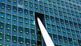 αρχιτεκτονική σύγχρονε&sigma Στοκ Εικόνες