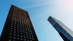 αρχιτεκτονική σύγχρονε&sigma Στοκ φωτογραφία με δικαίωμα ελεύθερης χρήσης
