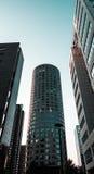 αρχιτεκτονική σύγχρονε&sigma Στοκ εικόνες με δικαίωμα ελεύθερης χρήσης