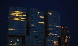 αρχιτεκτονική σύγχρονε&sigma Στοκ Εικόνα