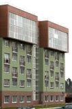 αρχιτεκτονική σύγχρονη Κοινωνική κατοικία Στοκ εικόνα με δικαίωμα ελεύθερης χρήσης