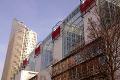 αρχιτεκτονική σύγχρονη Στοκ Φωτογραφία
