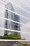 αρχιτεκτονική σύγχρονο Παρίσι Στοκ Εικόνα