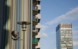 αρχιτεκτονική σύγχρονο Π& Στοκ Φωτογραφία