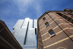 αρχιτεκτονική σύγχρονο Ρ Στοκ φωτογραφία με δικαίωμα ελεύθερης χρήσης