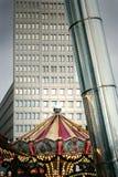 Αρχιτεκτονική σύγχυση με το ιπποδρόμιο Στοκ Φωτογραφία