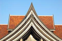 αρχιτεκτονική Ταϊλανδός Στοκ Εικόνα