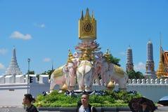 αρχιτεκτονική Ταϊλανδός Στοκ εικόνα με δικαίωμα ελεύθερης χρήσης