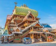 αρχιτεκτονική τα παλαιά ρωσικά Στοκ Φωτογραφία