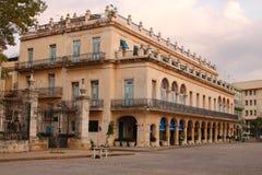 Αρχιτεκτονική της Αβάνας, Κούβα Στοκ Εικόνες