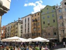 Αρχιτεκτονική της Αυστρίας Στοκ Εικόνες