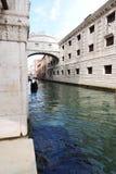 Αρχιτεκτονική της Βενετίας Στοκ Εικόνες
