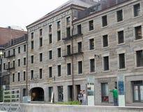 Αρχιτεκτονική της Βοστώνης Στοκ φωτογραφία με δικαίωμα ελεύθερης χρήσης