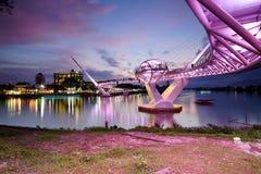 αρχιτεκτονική της γέφυρας της Hana darul στοκ φωτογραφία