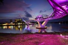 αρχιτεκτονική της γέφυρας της Hana darul στοκ φωτογραφία με δικαίωμα ελεύθερης χρήσης