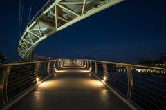 αρχιτεκτονική της γέφυρας της Hana darul στοκ φωτογραφίες με δικαίωμα ελεύθερης χρήσης