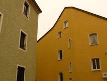 Αρχιτεκτονική της Γερμανίας Στοκ φωτογραφία με δικαίωμα ελεύθερης χρήσης