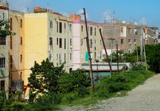Αρχιτεκτονική της Κούβας Στοκ εικόνες με δικαίωμα ελεύθερης χρήσης