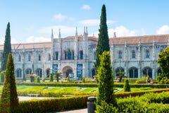 Αρχιτεκτονική της Λισσαβώνας, Πορτογαλία Στοκ εικόνες με δικαίωμα ελεύθερης χρήσης